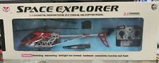 Space Explorer - 3.5 CH DIGITAL PROPORTIONAL R/C COAXIAL HELICOPTER MODEL (Toy)
