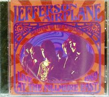 JEFFERSON AIRPLANE 'SWEEPING UP THE SPOTLIGHT FILLMORE EAST 1969' CD SEALED
