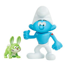 Smurfs The Lost Village Blind Bag Mini Figure - Hefty Smurf and Bucky