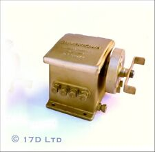 "7 1/4"" gauge - 8 Feed Silvertown Lubricator"