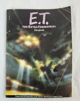 VINTAGE E.T. The Extra-Terrestrial Storybook 1982 Scholastic Book