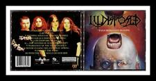 ILLDISPOSED FOUR DEPRESSIVE SEASONS '94 NUCLEAR BLAST DETEST EXCRUCIATE GOREMENT