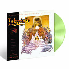 David Bowie / Trevor Jones Labyrinth Soundtrack - Limited Green Vinyl Edition