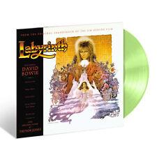 David Bowie / Trevor Jones Labyrinth Soundtrack - Limited Edition Green Vinyl