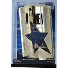Angel hombres edición por Thierry Muglar Gold Eau De Toilette Spray 100ml