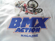 Old School Bmx Action T-Shirt 2xl T Haro,Master,Sport,Hutch,Dyno Pro,Redline,Gt