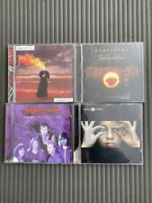 Marillion 4 CD Sammlung - Gut bis Sehr Guter Zustand-