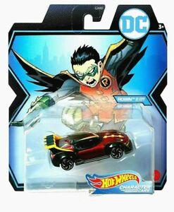 Hot Wheels DC ROBIN 2.0T Diecast Character Car
