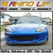 Honda Racing S2K S2000 Universal Front Rubber Chin Lip Spoiler Splitter Trim Lip