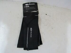 Sugoi Zap Leg Warmers Medium Black