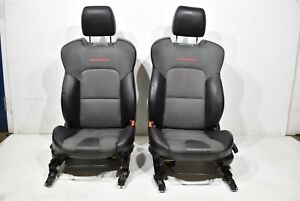 2007-2009 Mazdaspeed3 Seat Assembly Pair Front Left & Right Speed 3 MS3 07-09