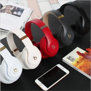 For Beats Studio3 Wireless Noise Cancelling Over-Ear Headphones Headset With Mic