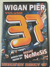 Wigan Pier volume 37 Mikey B + Bonus disc mixed by Deejay Nemesis