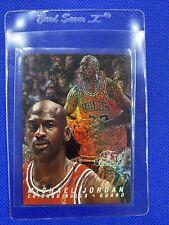 1996 Flair Showcase Michael Jordan #23 Row 0, Great Condition, Very Rare!!