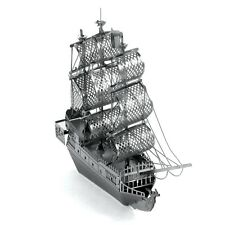 Metal Earth - Black Pearl Ship 3D Metal Model kit/Fascinations Inc