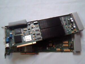 IBM Intergraph Wildcat Video Card PCI 28L4975 28L4973