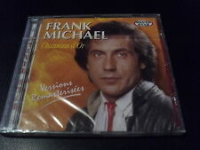 "CD NEUF ""FRANK MICHAEL - CHANSONS D'OR"" best of 16 titres"