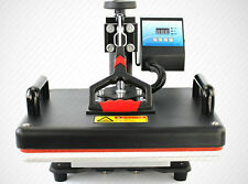 Digital Heat Press Printer Transfer Machine Sublimation For T-Shirt Mug Cup Hat