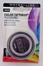 Maybelline Color Tattoo by Eyestudio 24hr Eyeshadow Cream Gel*Choose Your Shade*