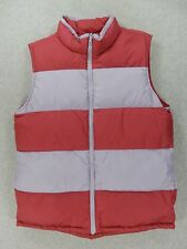 Lands End GooseDown Reversible Jacket Vest (Youth Big Boy Xl 18-20)