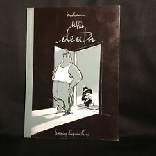 More details for little death thomas kriebaum signed and numbered copy first edition free uk p+p