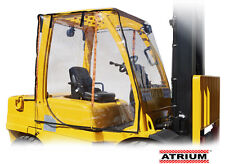Atrium Full Forklift Cab Enclosure Cover Clear Fits 12000  to 20000 LBS. X.Large