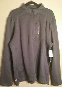 Head Niro Men's Extra Large Long Sleeve Sweater 100% Polyester NWT MSRP 50$