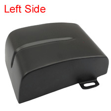 1X Motor Black Left Side Battery Cover For Harley Dyna Bob Super Wide Glide new