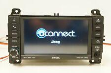 11 Jeep Grand Cherokee Durango UConnect Radio CD DVD Player RBZ OEM P05064685AH