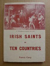 Francis Carty - Irish saints in ten countries  / 1942