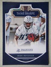 NFL 210 Tajae Sharpe Tennessee Titans Rookie Card Panini 2016 (6,4 x 8,9)