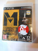 metro last light complete edition playstation 3 ps3 ps 3 neuf