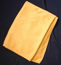 VARIG AIRWAYS Golden Yellow In Flight Blanket