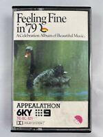 FEELING FINE IN 79 CASSETTE TAPE rare Australian tape