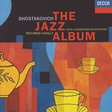 Shostakovich: Jazz Suite 1 & 2, Concerto Per Piano, Tea For Two / Chailly - CD