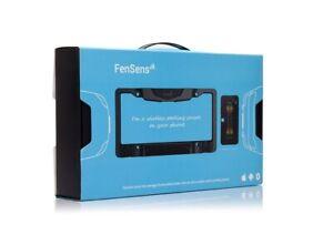 FenSens Smart Wireless Parking Sensor - 100% Wireless, Easy-Install IOS/ Android