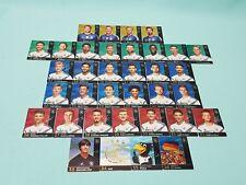 Rewe DFB WM 2018 Russland aussuchen aus allen Sammelkarten Tüten Glitzer Album