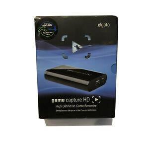 Elgato Game Capture HD, W USB Cable 2.0,  Steam, Works, PS4, Xbox One Hdmi