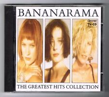 BANANARAMA-CD-THE GREATEST HITS COLLECTION-Cruel Summer-Robert De Niro's Waiting