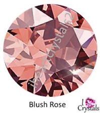 BLUSH ROSE Swarovski 9ss 2.5mm Crystal Flatback Rhinestones 2058 Xilion 1440 pcs