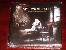 MY DYING BRIDE : Un Mapa de todos nuestros Failures CD + Set DVDs 2012 adicional