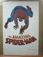 Vintage Poster Marvel comics The amazing Spider-man 1974 Inv#G4447