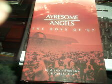 AYRESOME ANGELS - THE BOYS OF '67[MIDDLESBROUGH FOOTBALL](Hardback Book 2008)NEW