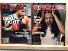 Independent Film Video Monthly, Film Maker Magazine, Karyn Kusama Girlfight 2000