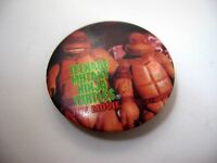 Vintage Pin Button: Teenage Mutant Ninja Turtles The Movie TMNT