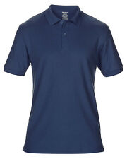 "Gildan"" Dry Blend"" Adulto DOBLE Piqué Polo - Hombre Camiseta, Top - S M L XL 2xl"