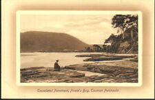 "New ListingTasmania Port Arthur ""Tessellated Pavement Pirate'S Bay"" Valentines Pc 1915"