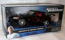 FAST & FURIOUS Johnnys Honda S2000  1/24 SCALE OPENING FEATURES 99541