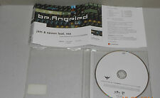 Single CD Jam & Spoon & Rea Garvey-BE. Angeled 6 Track 2001 Paul van Dyk MIX 96