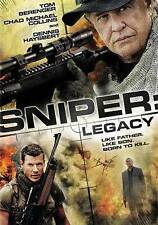 Sniper: Legacy Tom Berenger (DVD) Brand New sealed ships NEXT DAY with tracking